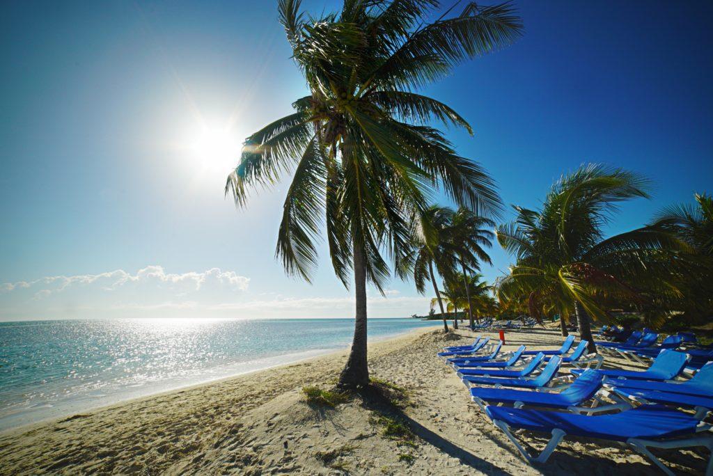 Coco Cay, The Bahamas honeymoon