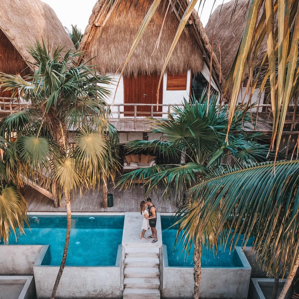 Reco from Tripadvisor honeymoon trip designer