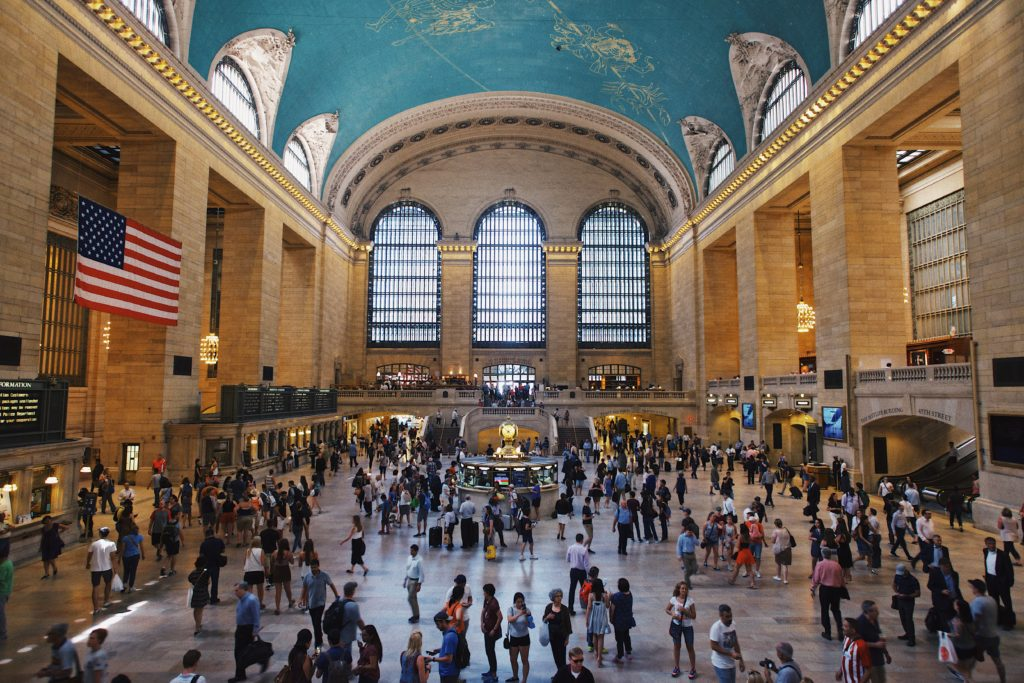 Grand Central Terminal Station NYC