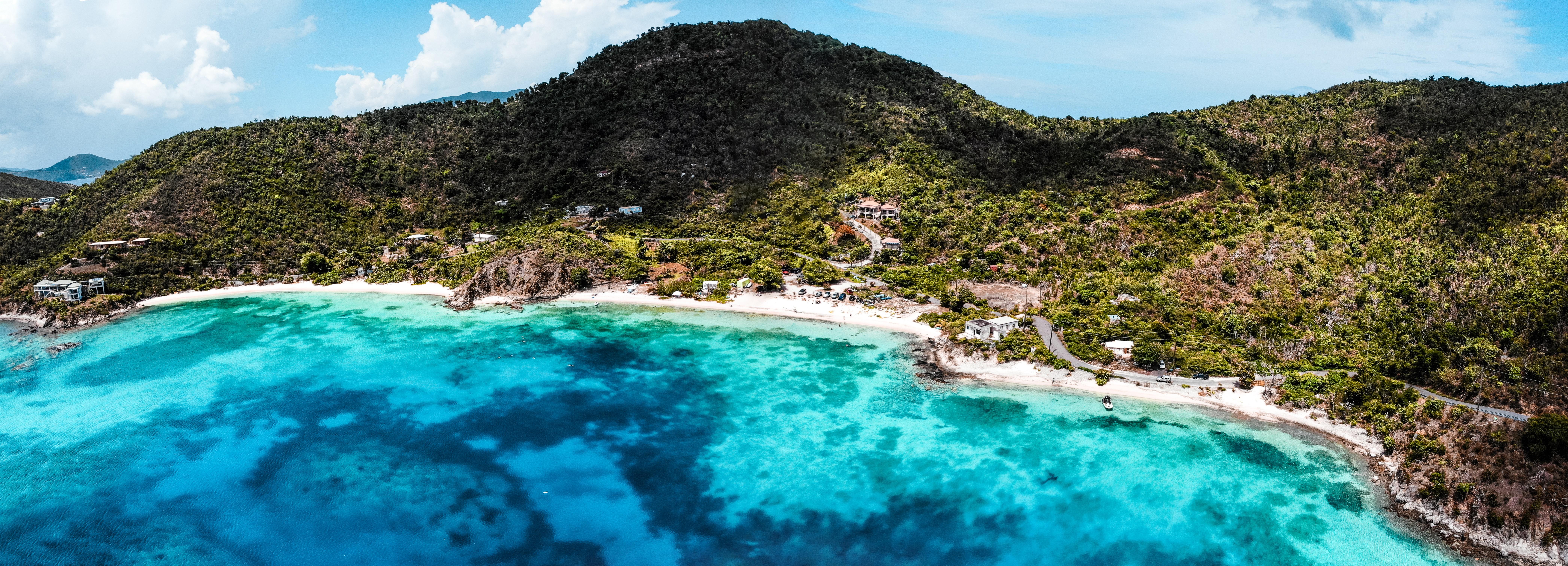 Island Hop and Enjoy Serene Seascapes on your Honeymoon in the U.S. Virgin Islands