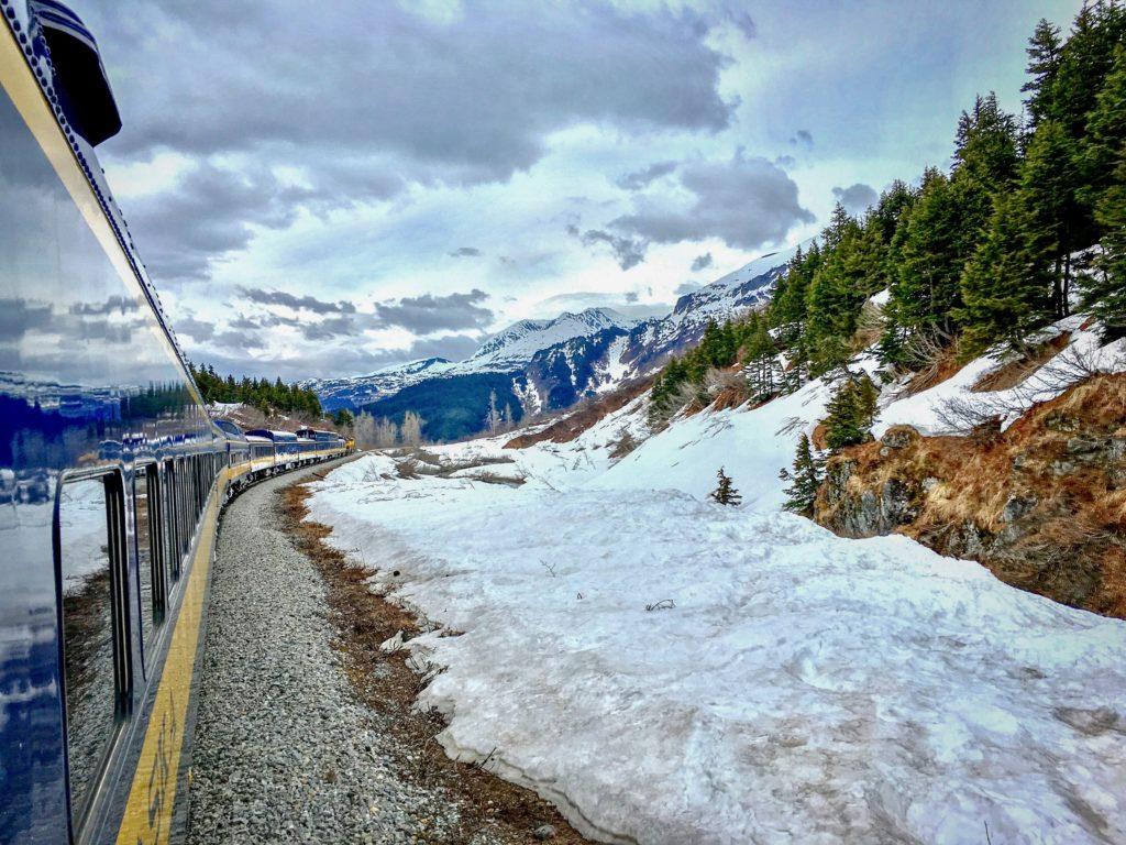 Alaska Rail, Moose Pass, Alaska