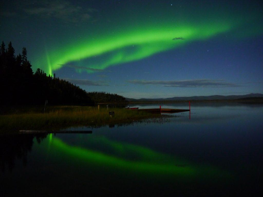 Aurora Borealis The Northern Lights, Alaska