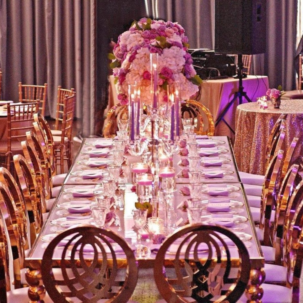 B. Dent Wedding and Event Design
