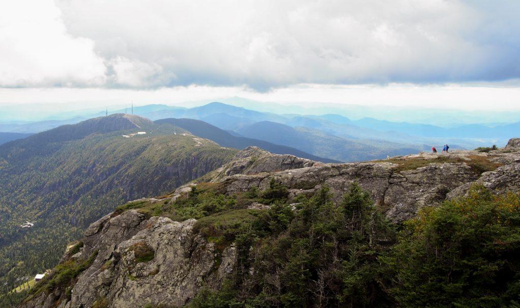 Mt Mansfield, Underhill, Vermont