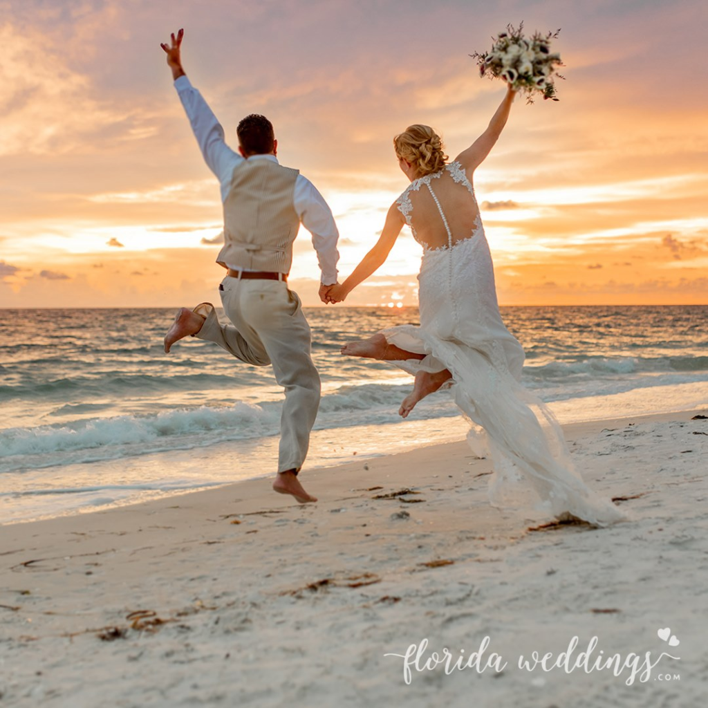Florida Weddings At A Wedding Dream In Paradise