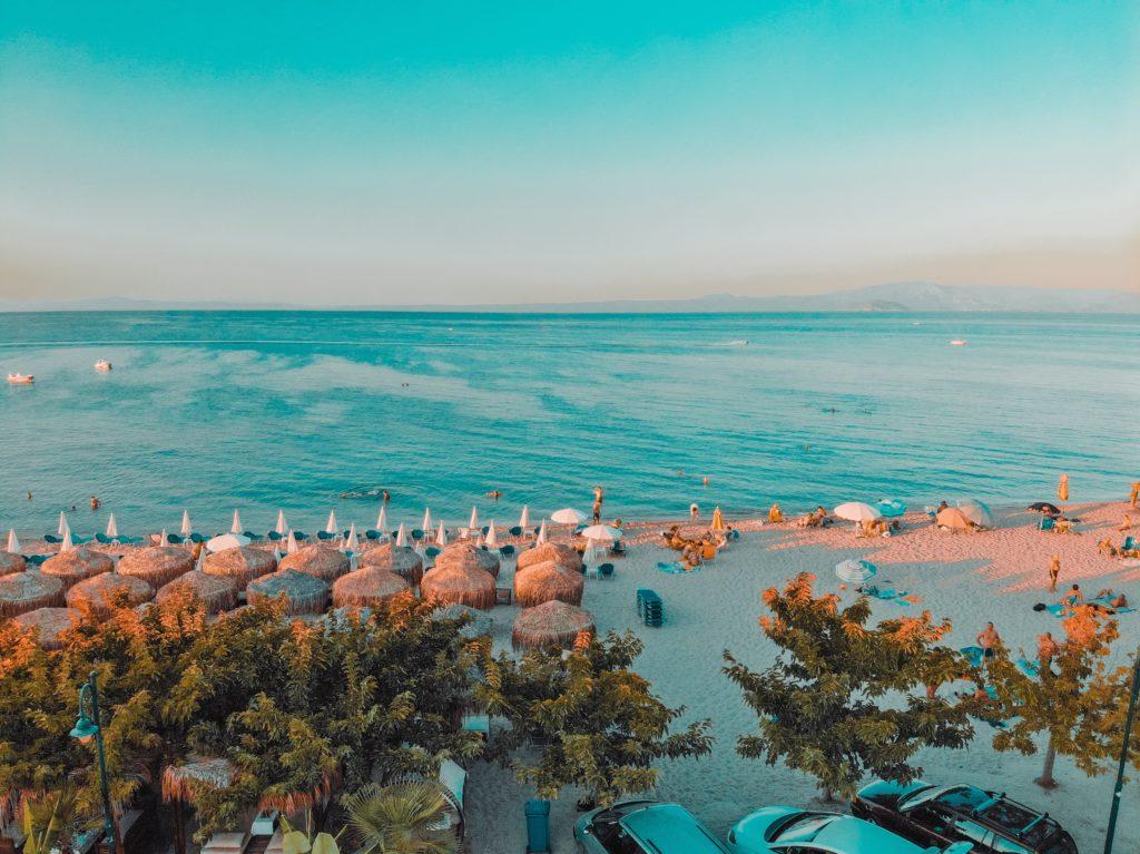 Perfkochori Beach, Greece