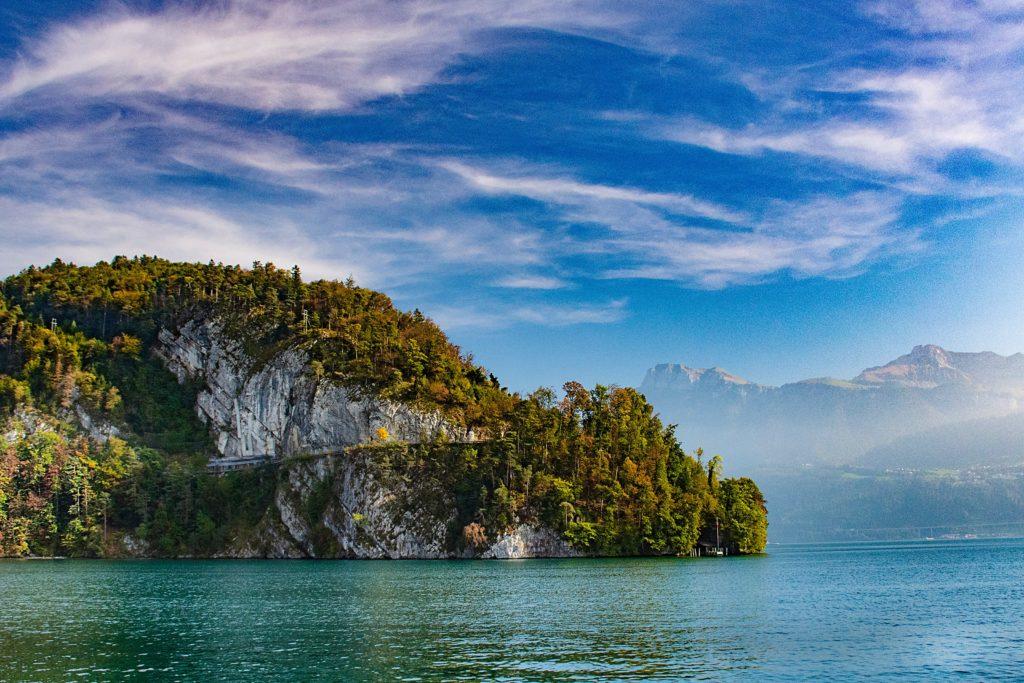 Lake Lucerne Boat Tour, Lucerne, Switzerland
