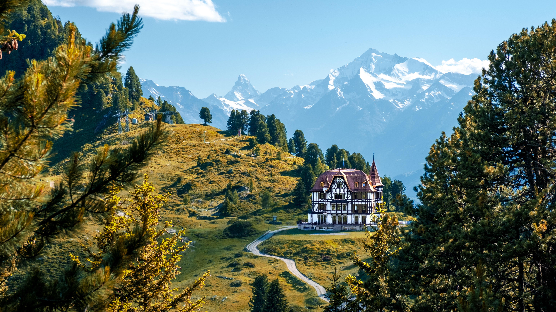 Adventure into the Majestic Alps on Your Switzerland Honeymoon