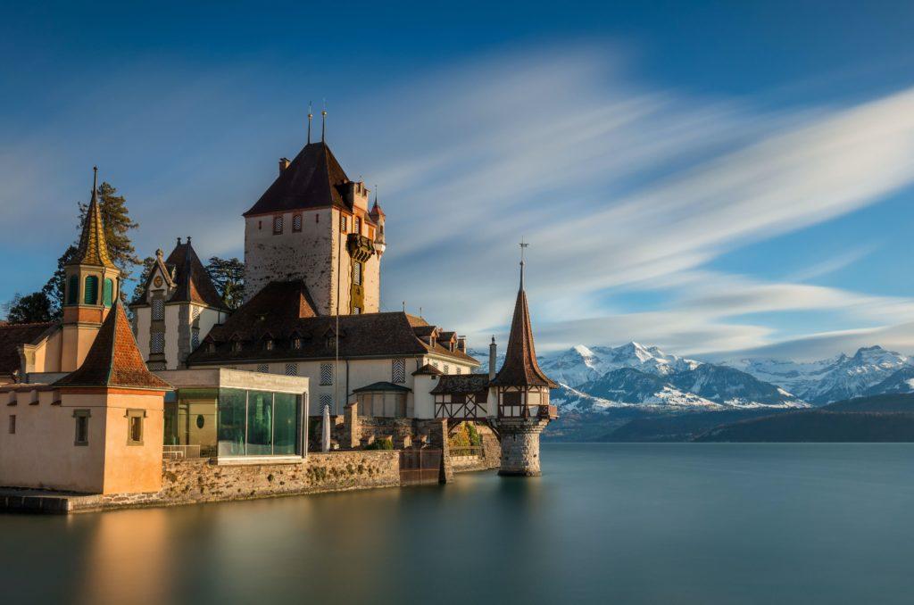 Oberhofen Castle, Oberhofen, Switzerland
